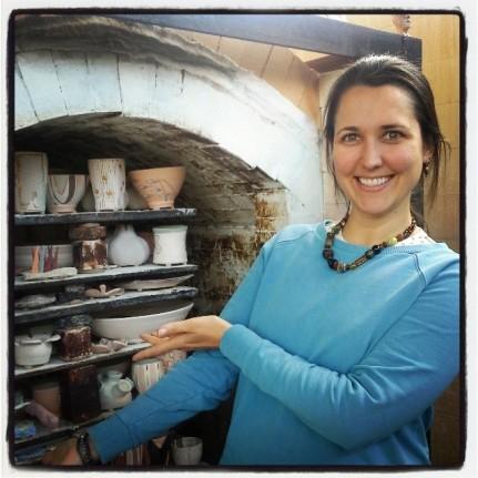 Pottery, Artist, Sabrina Pitman